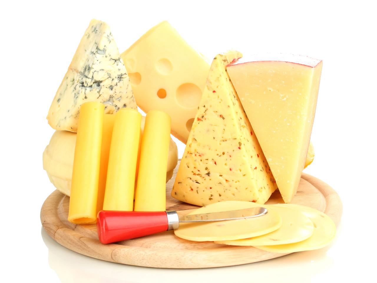 красивый сыр